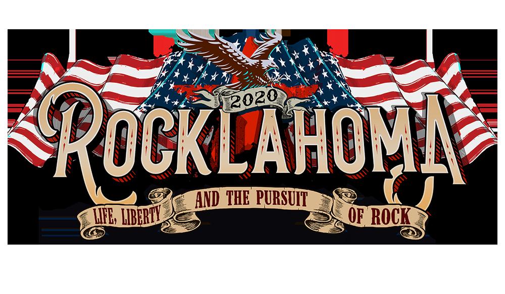 Rocklahoma 2019 Logo