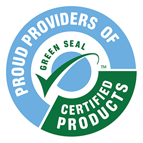 GreenTek Professional Carpet Cleaning uses green seal certified products