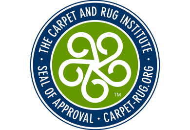 GreenTek Professional Carpet Cleaning has earned the seal of approval from The carpet and rug institute