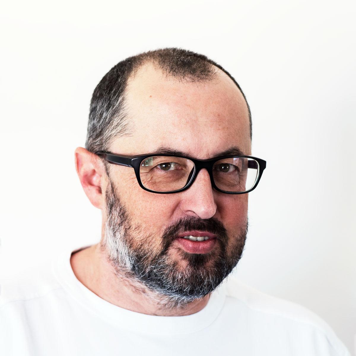 Portrait Gerald Eymannsberger, Firma Wirtschaftspartner