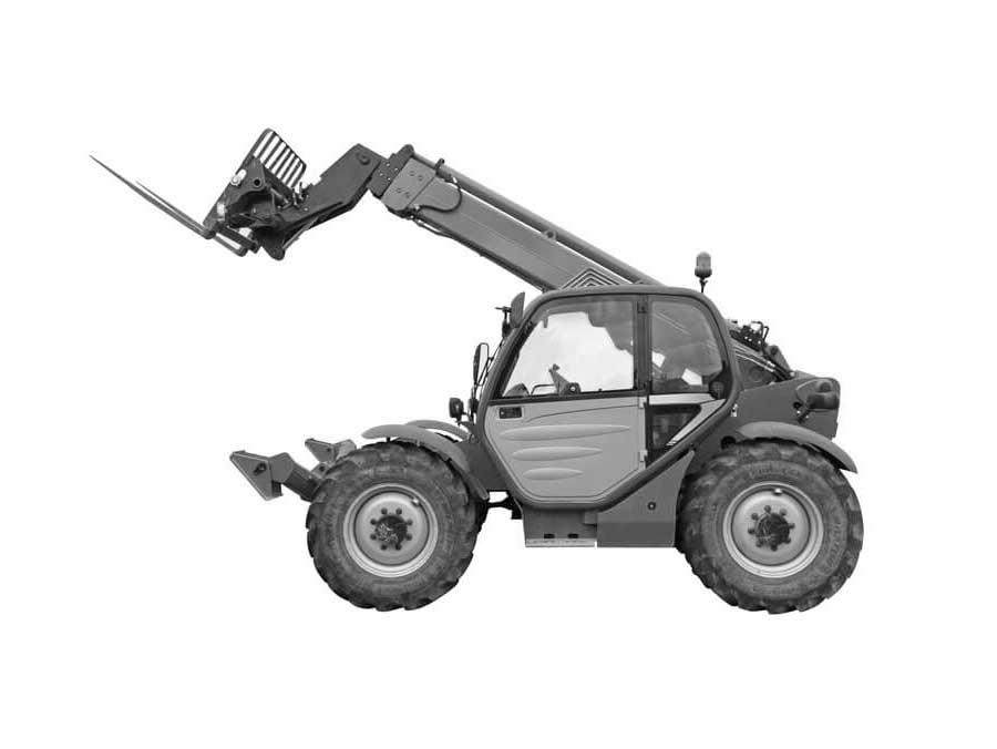 Moteur pour chariot télescopique Manitou MT 932