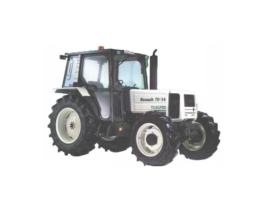 Moteur pour tracteur Renault 70-34