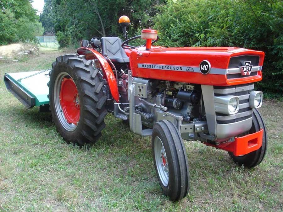 Moteur pour tracteur Massey Ferguson 140