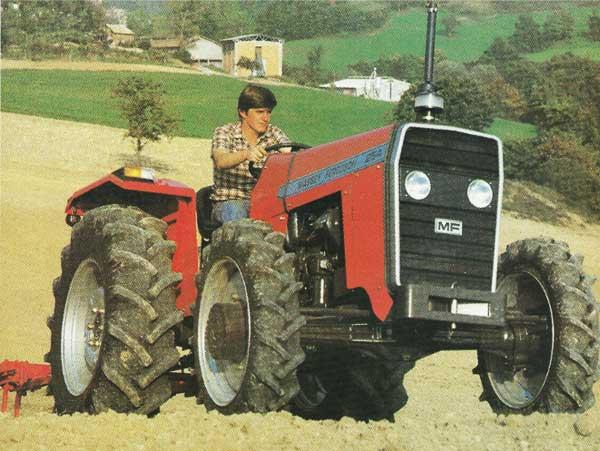 Moteur pour tracteur Massey Ferguson 254