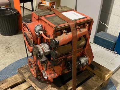 Moteur Deutz F3L913G