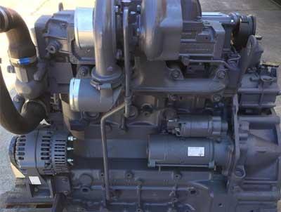 Moteur Deutz BF4M2012C