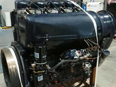 Moteur Deutz F4L912