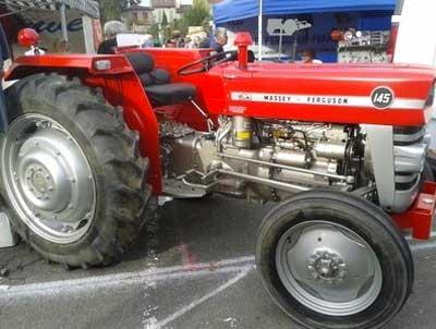 Moteur pour tracteur Massey Ferguson 145