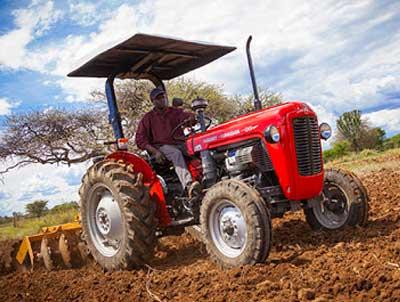 Moteur pour tracteur Massey Ferguson 35