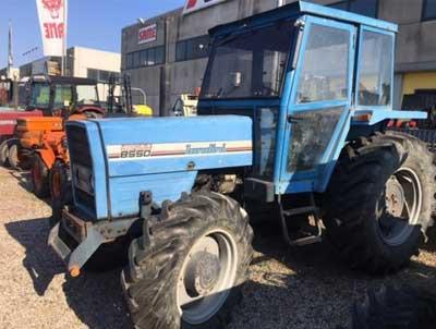Moteur pour tracteur Landini 8550