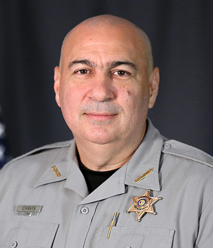 Darlington County Sheriff Tony Chavis