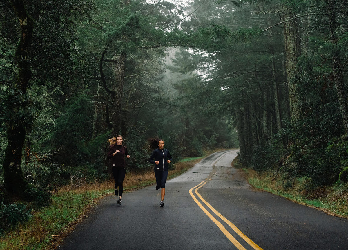 Tracksmith's Awe-Inspiring Lookbook Blows Up a Tired Format
