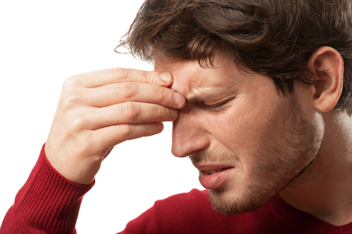 Chronic sinus symptoms can hang on forever. Find relief today!