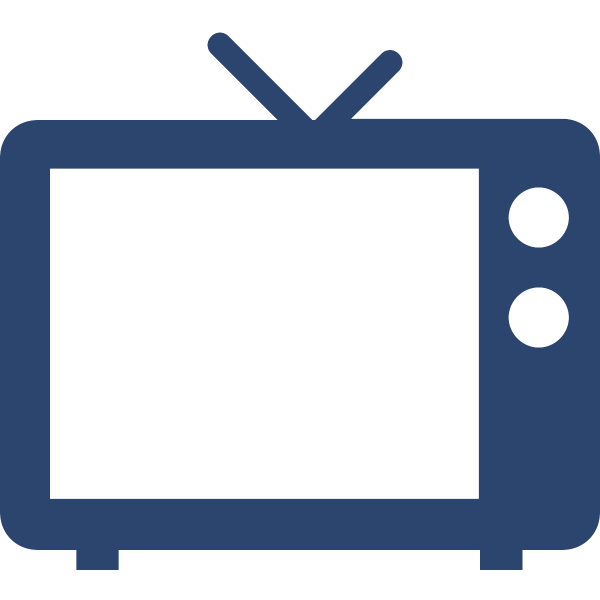 Television Commercials Icon
