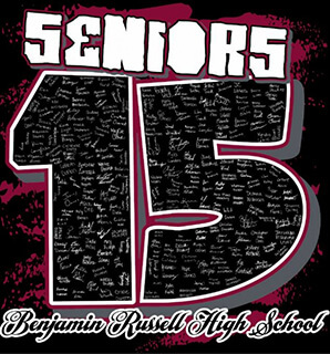 Benjamin Russell High School Seniors T-Shirt