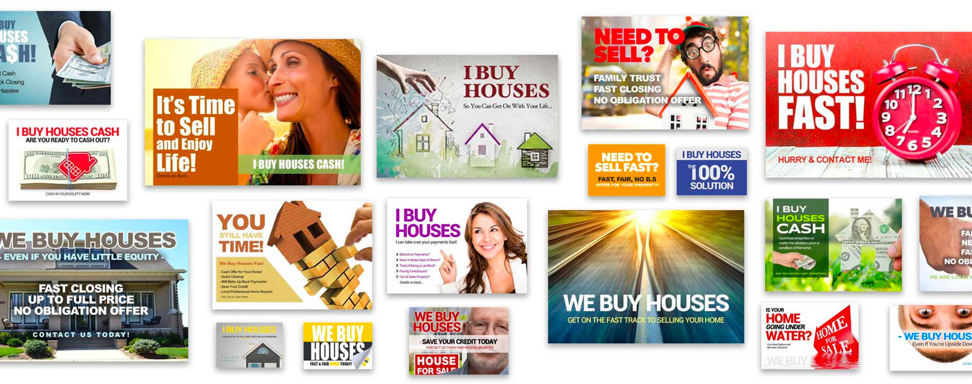 Direct Mail Postcards For Real Estate Investors and Real