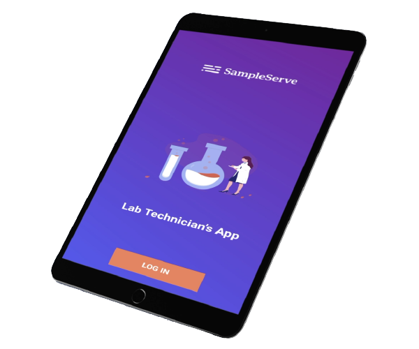 SampleServe Field App