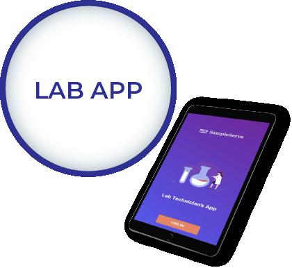 SampleServe Laboratory Application