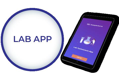 SampleServe Mobile Laboratory App