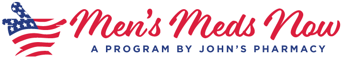 Men's Meds Now Color Logo