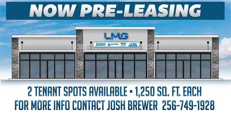LMG Office Space Available
