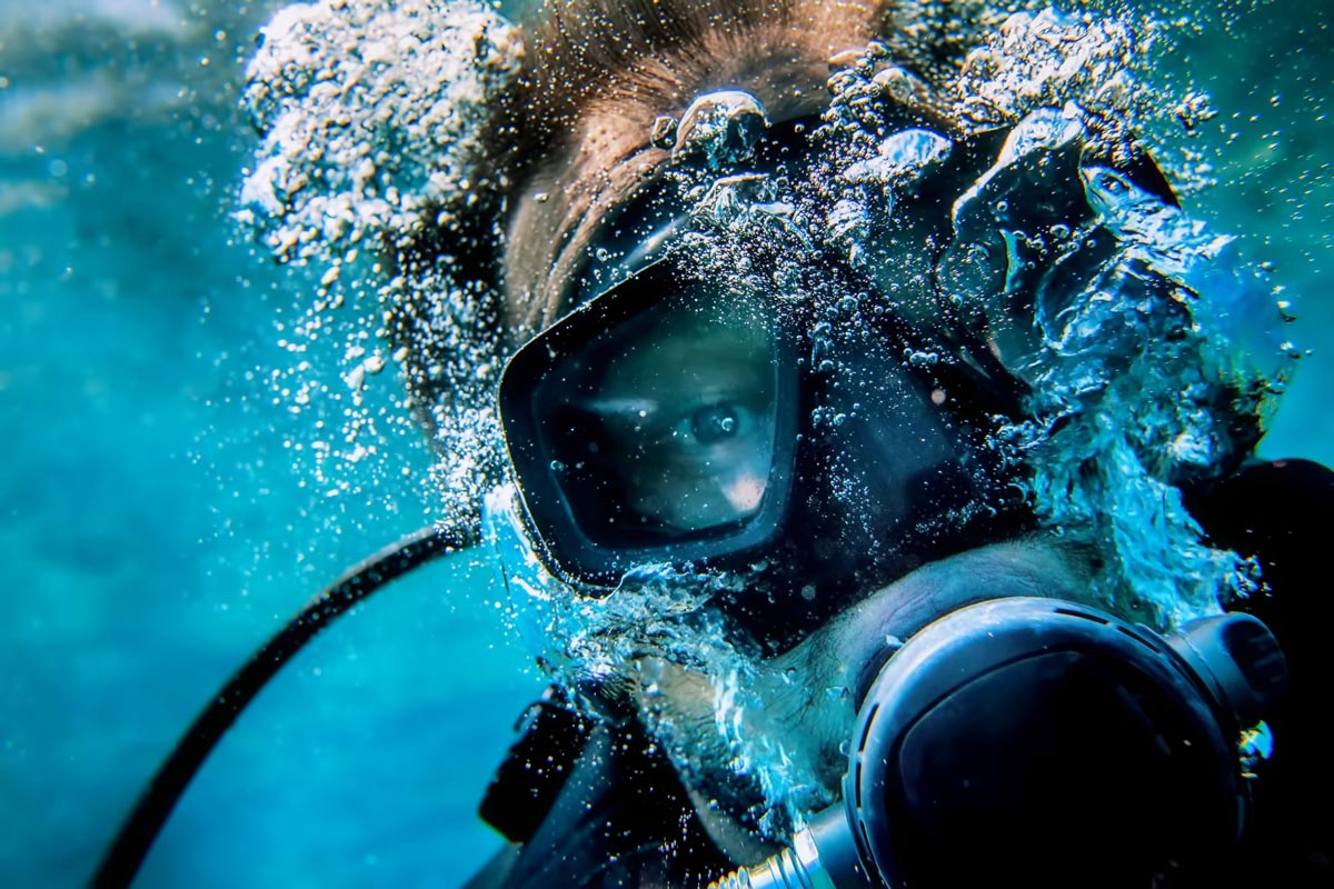 Is your dive air safe?