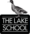 the lake school logo