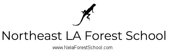northeast la forest preschool logo