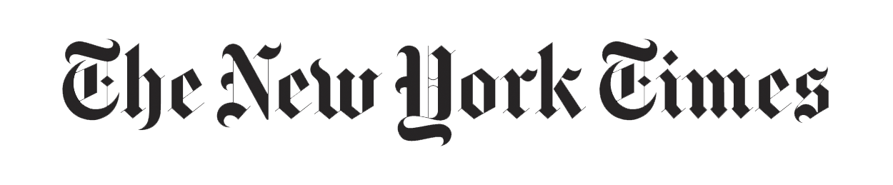 new york times logo transparent
