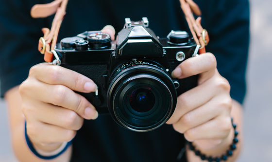 Used Film Cameras