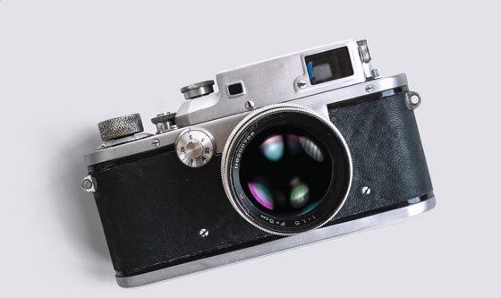 Used Vintage Cameras
