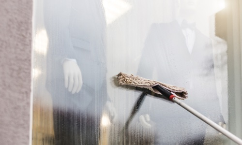 commercial window cleaning framingham
