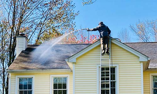 residential roof treatments