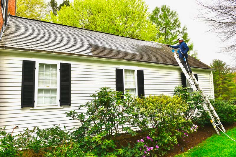 house roof treatment