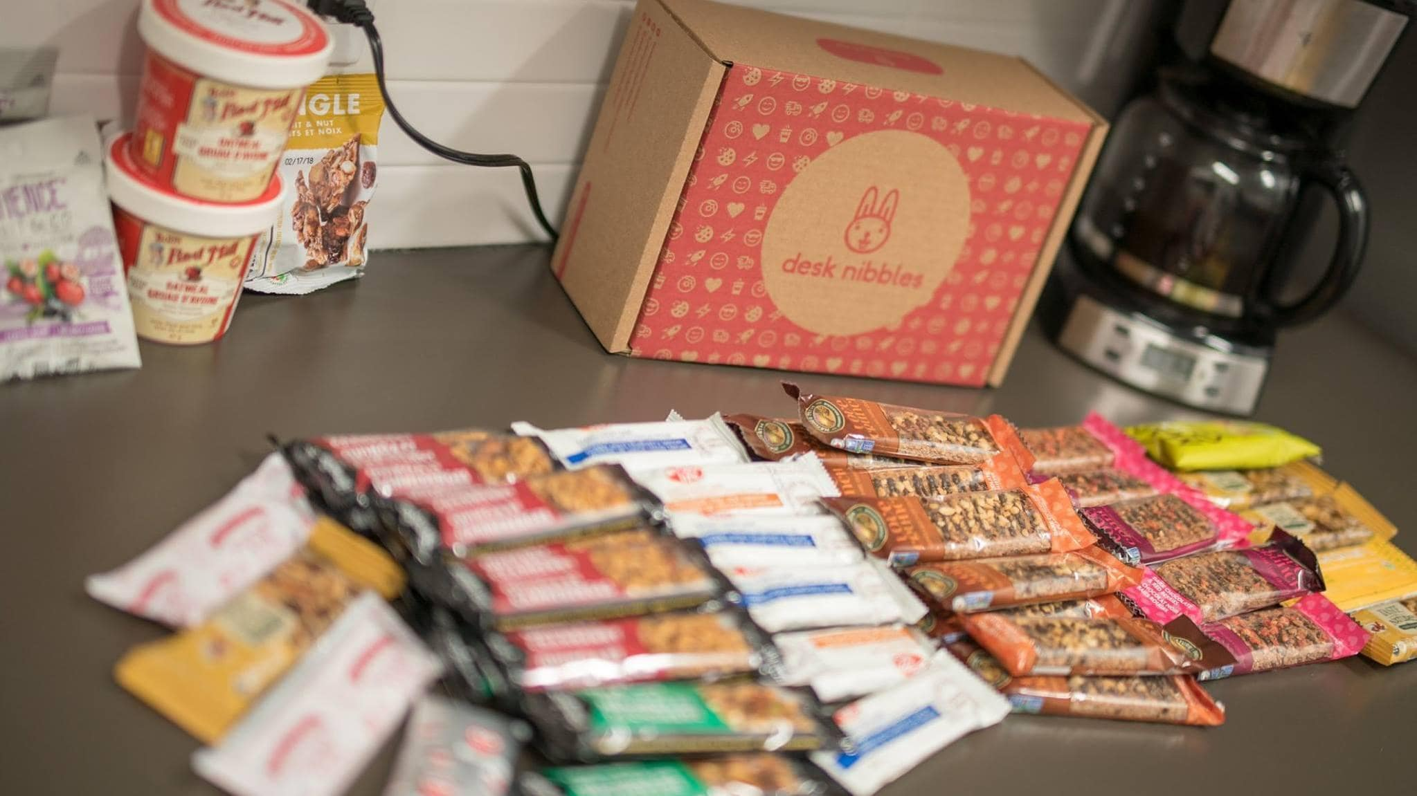Order some Halloween snacks with Desk Nibbles office snack delivery.