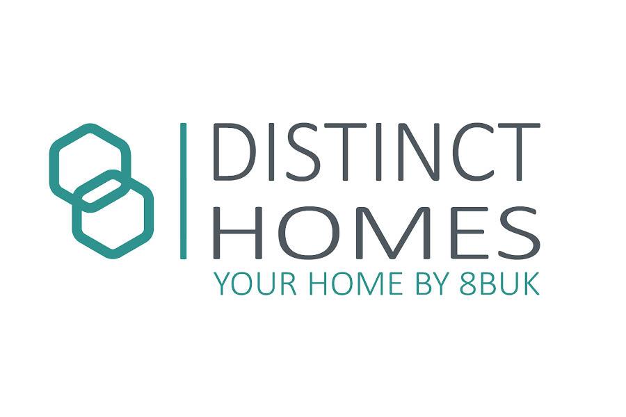 Distinct logo design