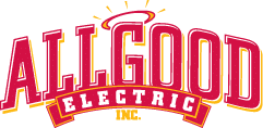 san antonio electrician allgood electric logo
