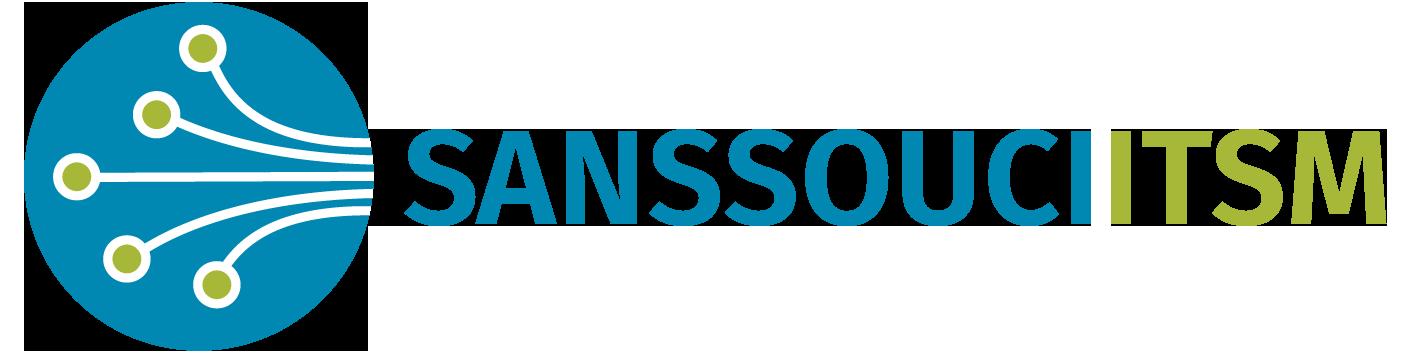 Sanssouci-ITSM Logo