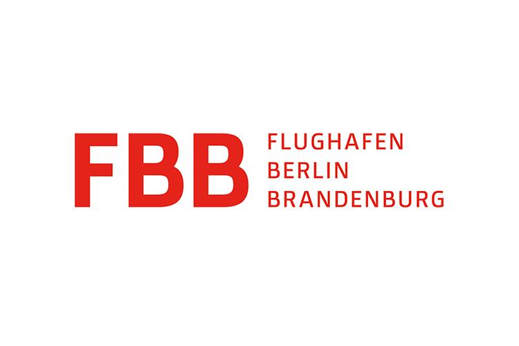 Flughafen Berlin Brandenburg Logo