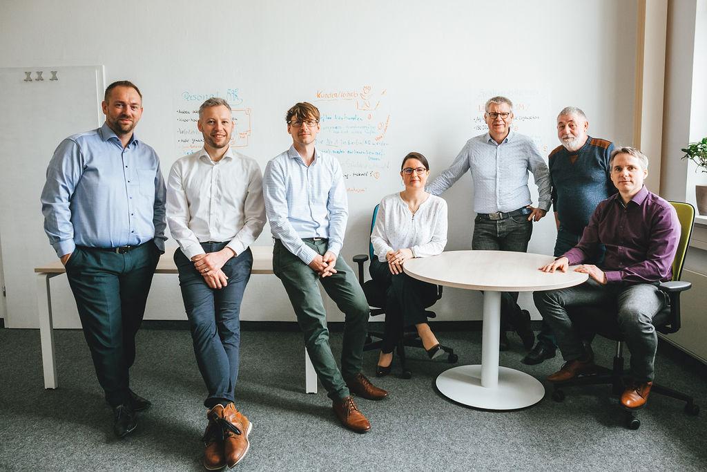 Sanssouci-ITSM - Team