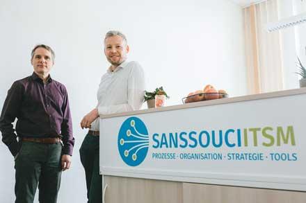 Sanssouci-ITSM - Gründer