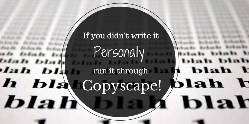 copyscape for content marketers