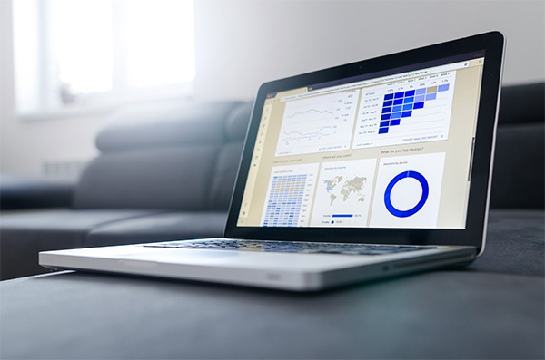 computer with metrics