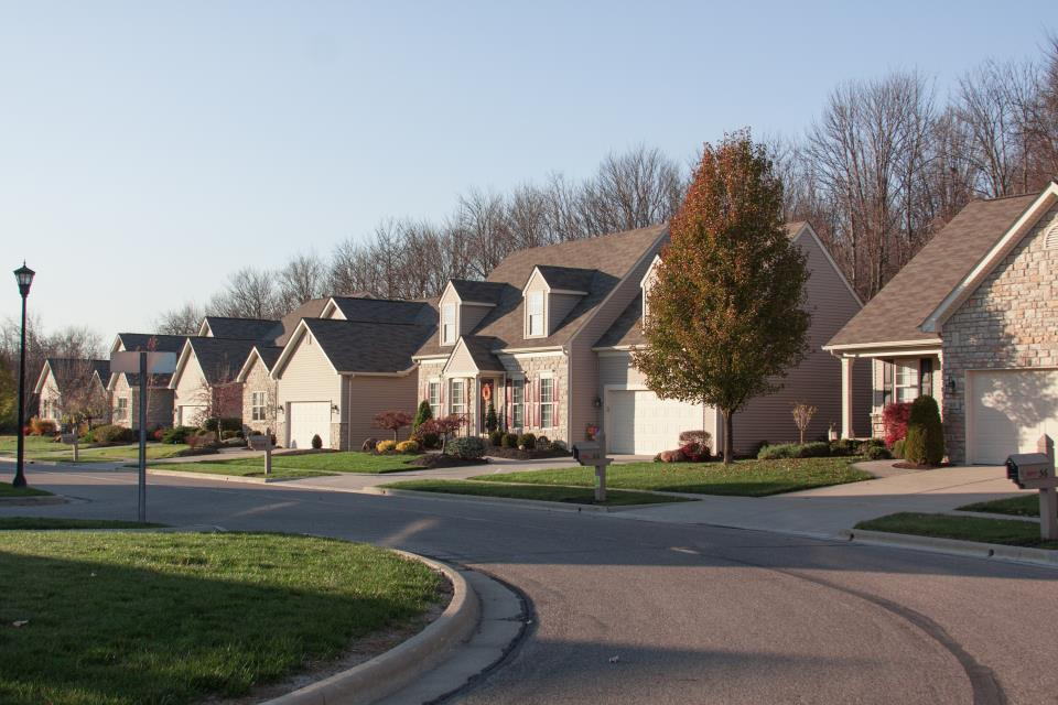 homes in the city of westerville oh