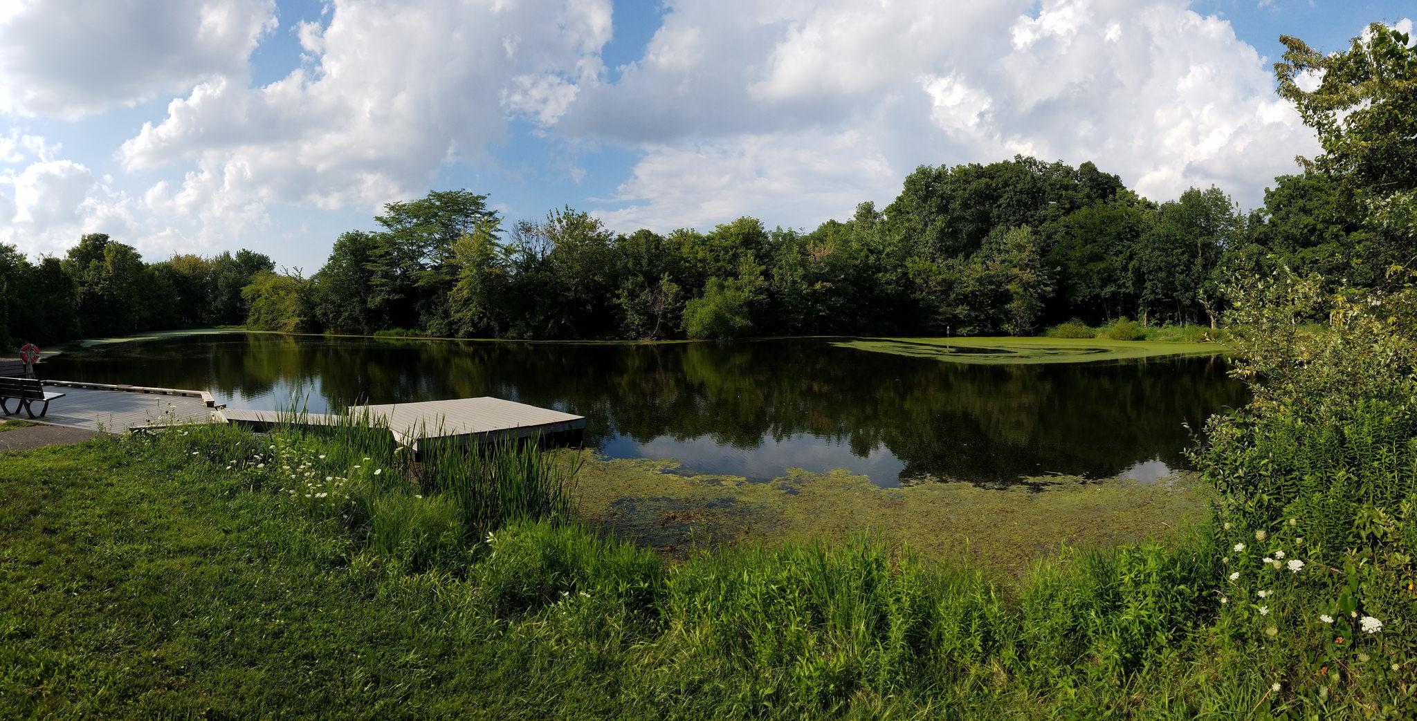 Scioto Grove Meto Park in rove City Ohio
