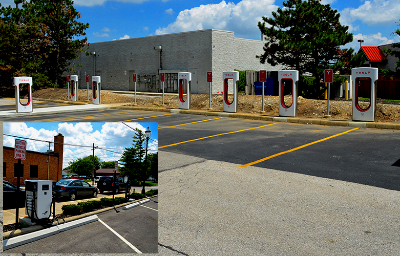 Electric Car Charging Stations in Grove City Ohio
