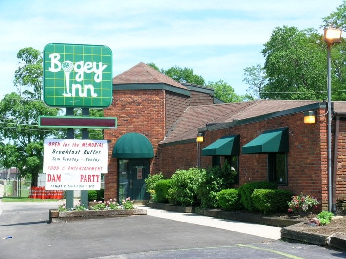 Bogey Inn Exterior