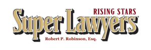 Rising Stars Super Lawyers - Robert Robinson