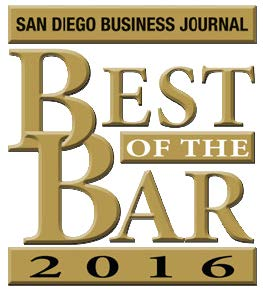 SDBJ Best of the Bar 2016 Award