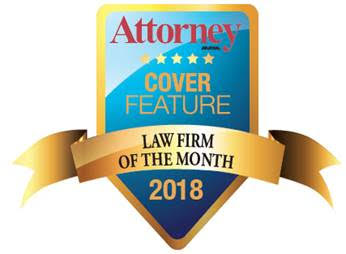 Law Firm of the Month 2018 Award